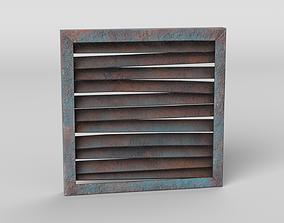 Ventilation Grille 3D model