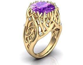 3D printable model Ring BK240