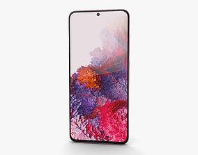 Samsung Galaxy S20 Cloud Pink 3D