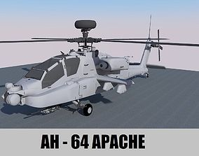 AH-64 APACHE 3D