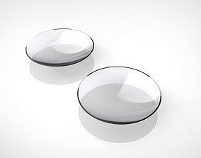 contact lens 3D