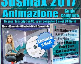 animated Corso 3ds max 2017 Animazione Guida Completa 3 1