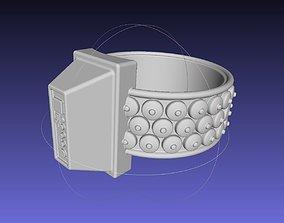 3D printable model ALIEN Spacesuit Armpiece Wristpiece