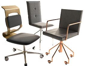 Set chair 3D