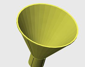 Funnel 3D print model
