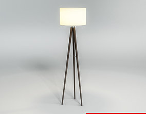 Floor Lamp 3D model decoration