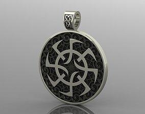3D printable model Pendant pendants sterling