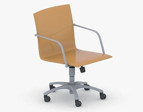 1313 - Office Chair 3D asset low-poly