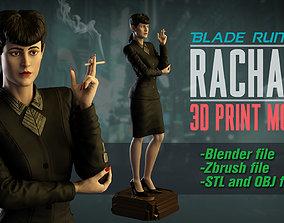 RACHAEL BLADE RUNNER 3D PRINT MODEL