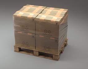 3D cardboard