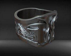 3D print model aries Aries Ring
