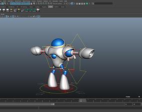 3D model FlyingRobo