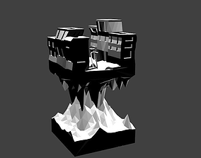 3D printable model Collapse