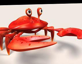 cartooncrab 3D model