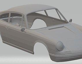 Porsche 911 1967 Printable Body Car