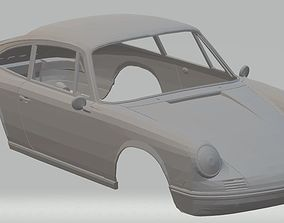 Porsche 911 1967 Printable Body Car