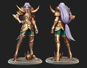 cavaleiros Saint Seiya Mu Aries 3D printable model
