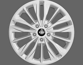 Kia Optima-K5-Rim-17-Inch-Type-2 3D asset VR / AR ready