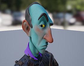 3D printable model Cartoon characters
