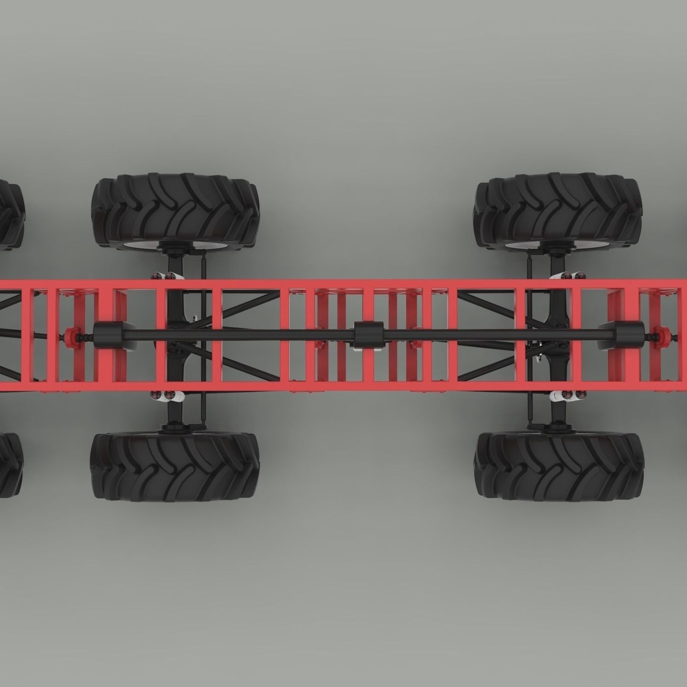 Chassis 8x8