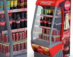 3D asset Showcase 018 Coca-Cola