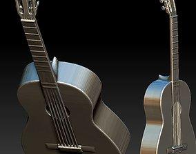 guitar3d model STL