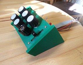 3D printable model Arduino Control Box