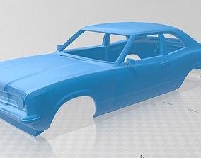 Cortina MK3 Coupe Printable Body Car