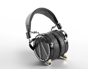 3D LCD Headphones