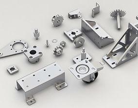 Engineering Parts 3D model