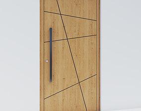 Aluprof MB 86 Drzwi panelowe 009 M 0458 3D model