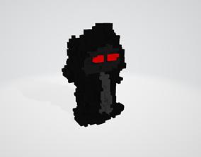 3D model Dark magician