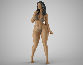 Untouched 3D printable model