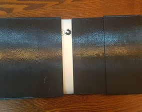 MacbookPro 13 2015 protection hard 3D printable model