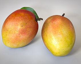 3D asset Mango