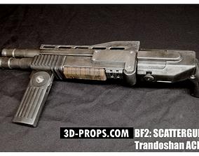 3D print model BF2 Scatterblaster - ACP Republic Commando