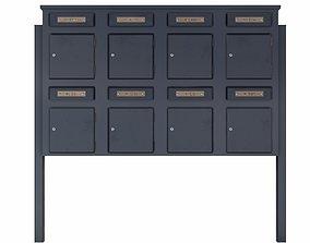 The big mailbox 3D model
