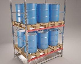 Many barrel 3D