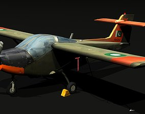 Super Mushshak MFI-17 3D asset