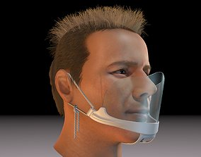 other Protective mask 3D print model