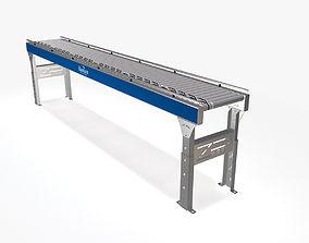 Converyor - Zipline RLVDC 3D