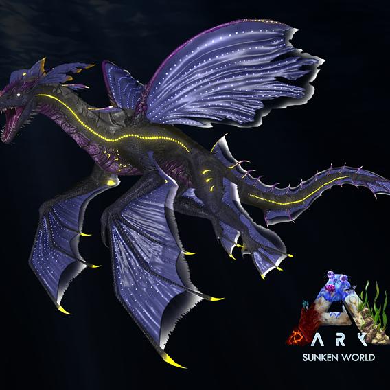 TSW: Abyss Dragon