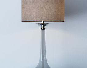 Grandview table lamp 3D model