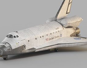 Space Shuttle Atlantis 3D model