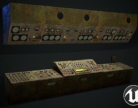 Control Board 3D model