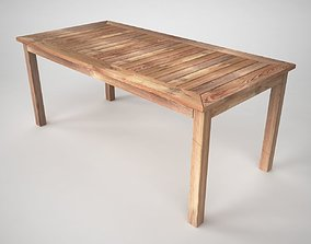Table Outdoor 3D model