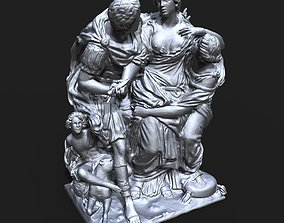 Arria and Paetus 3D print model