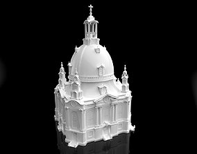 3D print model Frauenkirche