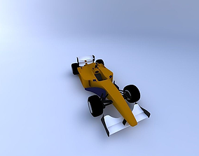 2000 Mclaren 3D