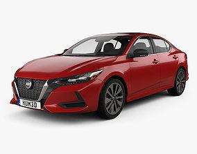 Nissan Sentra SL 2020 3D model
